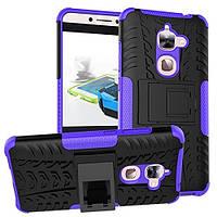 Чехол Armor Case для LeEco Le 2 / Le S3 Фиолетовый