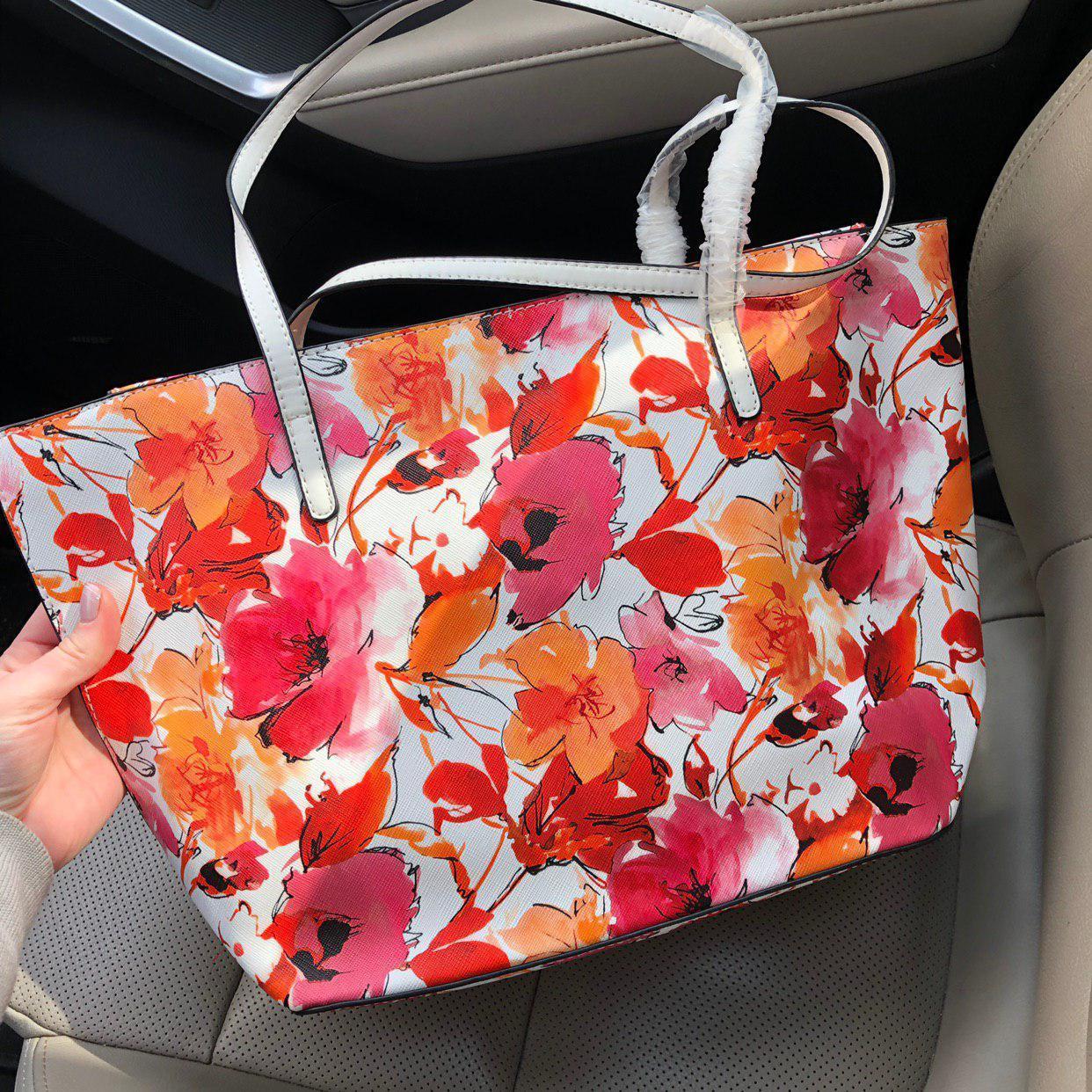 8e7670f2e188 Сумка -шоппер копия Guess в цветочный принт, цена 1 320 грн., купить в  Львове — Prom.ua (ID#941528801)