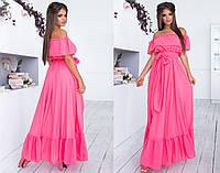 a621c91acd61d04 Длинные шифоновые платья оптом в Украине. Сравнить цены, купить ...