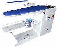 Стол гладильный Malkan UP101AK  220 V 380V (консольный, вакуумом, наддувом и рукавом), фото 1