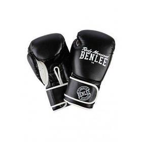 Боксерские перчатки BENLEE Quincy 14 ун. (199099/1000) Черный