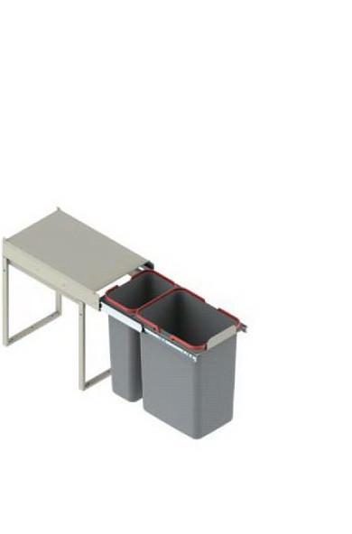 Сортер для мусора REJS JC603