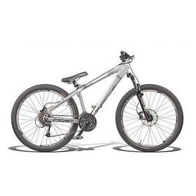 "Велосипед 26"" CROSS Speedster 2DB рама 17"" 2015 серый"