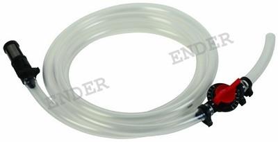 """Трубка для инжектора 1"""" или 1 1/2"""" с регулировкой потока «ENDER» (капельный полив)"""