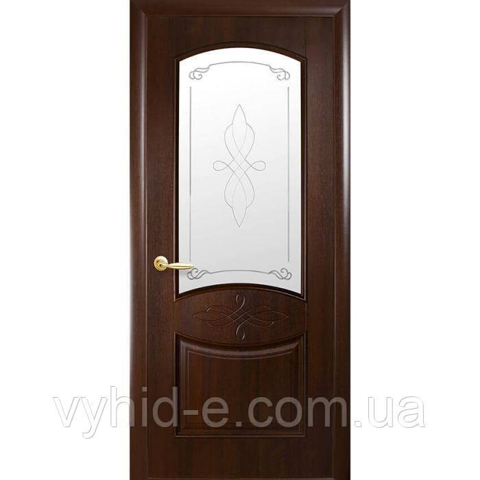 Двери межкомнатные Донна Новый стиль