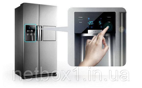 Холодильник Samsung RS53K4400SA/EF