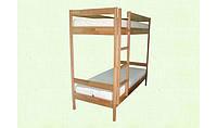 Кровать двухярусная Твикс деревянная