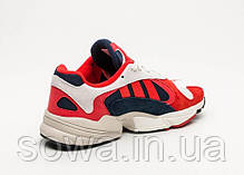 "✔️ Кроссовки Adidas YUNG-1 ""Collegiate Navy""  , фото 3"