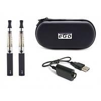 Электронная сигарета EGO-CE 4 black 2 штуки +оригинальный чехол