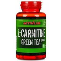 ActivLab - L-Carnitine Plus Green Tea - 60 Caps