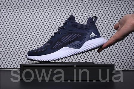 "✔️ Кроссовки Adidas Alphabounce Beyond ""Navy""  , фото 2"