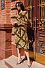 Платье на запах. Размер единый 42/46. Разные цвета (721), фото 5