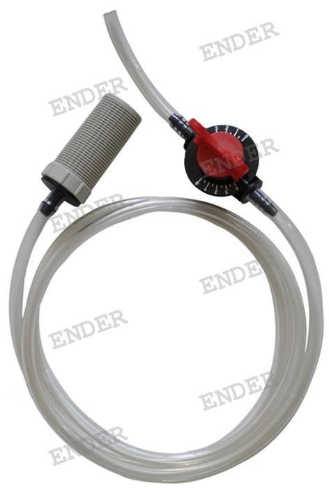 """Трубка для инжектора Ender 2"""" с регулировкой потока  (капельное орошение)"""