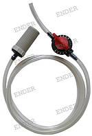 """Трубка для инжектора 2""""   с регулировкой потока «ENDER» (капельный полив)"""