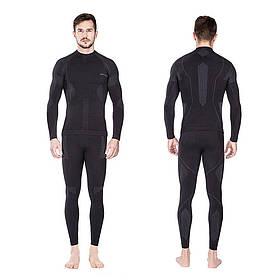 Термореглан мужской Spaio Intense W01 XL черный