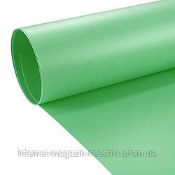 Студийный виниловый фон F&V 1х2 м (зеленый)