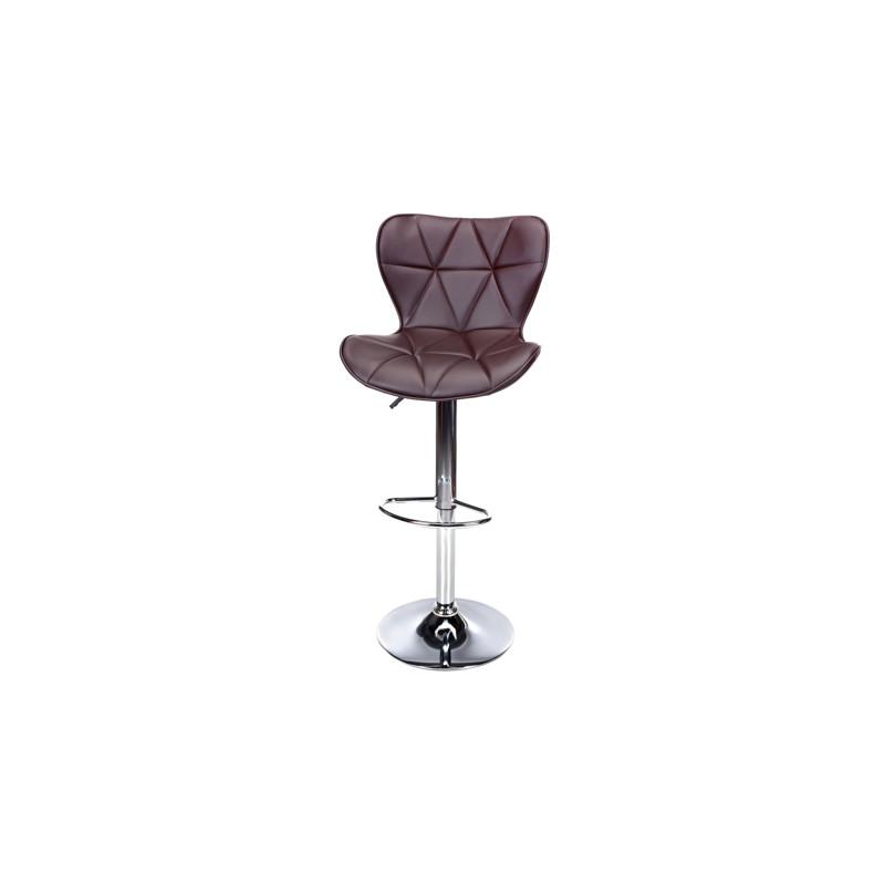 Барный стул Hoker Castel ROYAL коричневый
