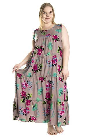 Женское летнее платье 2234-17, фото 2