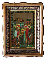 Введение во Храм Пресвятой Богородицы православная икона