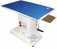 Стол гладильный Malkan UP102  220 V 380V (прямоугольный с вакуумным отсосом), фото 1