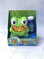 Установка для запуска мыльных пузырей( лягушка и бегемот ) , фото 1