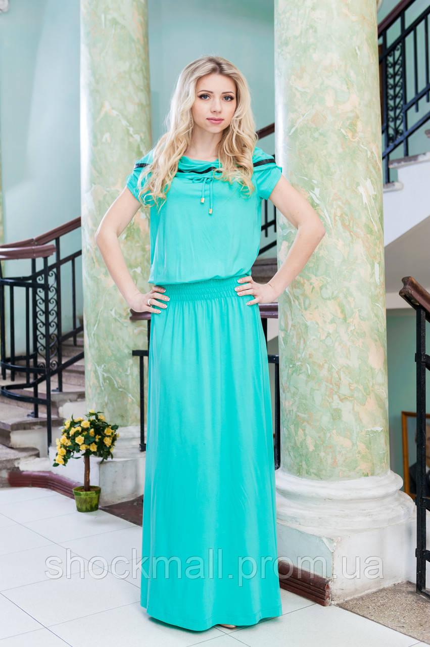 05245a90e6a Платье длинное летнее с капюшоном - Интернет магазин ShockMall в Киеве