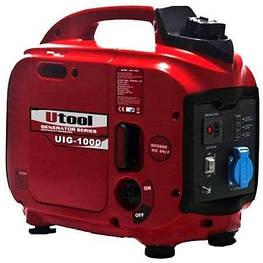 Инверторный бензиновый генератор Utool UIG-1000