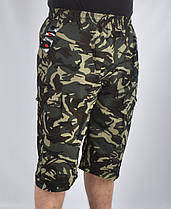 Бриджи мужские камуфляжные, фото 3