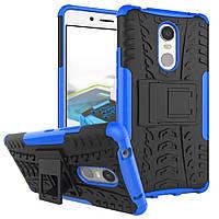 Чехол Armor Case для Lenovo K6 Note Синий