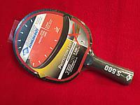 Ракетка для настільного тенісу з посиленим захистом торця Donic Protection Line S 500, фото 1