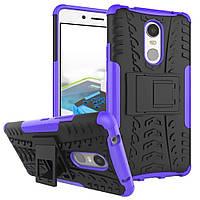 Чехол Armor Case для Lenovo K6 Note Фиолетовый