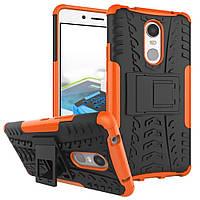 Чехол Armor Case для Lenovo K6 Note Оранжевый