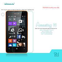Защитное стекло Nillkin Anti-Explosion Glass для Microsoft Lumia 430, фото 1