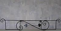 Держатель кованный для балконного кашпо 70см, фото 1