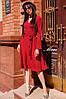 Платье на запАх из лёгкой воздушной ткани Ткань софт. Размер:42-46. Разные цвета (721), фото 7