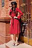 Платье на запАх из лёгкой воздушной ткани Ткань софт. Размер:42-46. Разные цвета (721), фото 8
