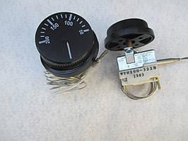 Терморегулятор механический от 50 до 200*С (16 А / 250 В)