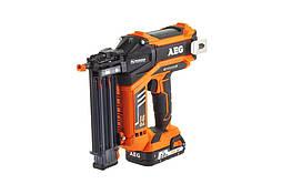 Гвоздезабиватель аккумуляторный AEG B 18N 18-0