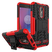 Чехол Armor Case для Lenovo K6 Power Красный