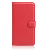 Чехол-книжка Litchie Wallet для Alcatel One Touch Pop 4 5051 Red (lwrd0003), фото 2