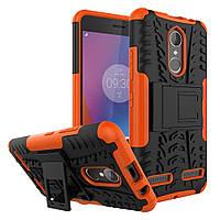 Чехол Armor Case для Lenovo K6 Power Оранжевый