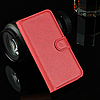 Чехол-книжка Litchie Wallet для Motorola Moto E5 XT1944 / G6 Play XT1922 Red (lwrd0142), фото 3