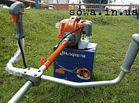 ✔️ Бензокоса Husqvarna 460 RII (Словакія) | 3500 Вт,  52.0 (cм3)
