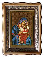 Взыграние младенца икона Богородицы