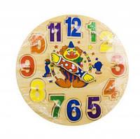 Деревянная игрушка Руди Часы (51585)