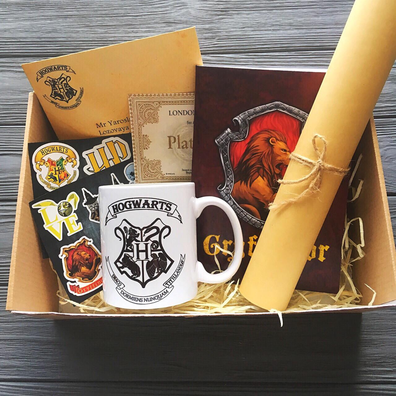 Подарочный набор Посылка из Хогвартса/Гарри Поттер