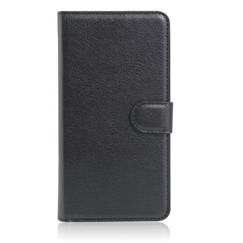 Чехол-книжка Litchie Wallet для HomTom HT7 / HT7 Pro Black (lwbk0058)