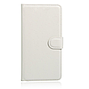 Чехол-книжка Litchie Wallet для Oukitel K6000 Pro White (lwwh0177), фото 2