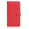 Чехол-книжка Litchie Wallet для Samsung A320 Galaxy A3 2017 Red (lwrd0212), фото 2
