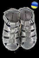 Мужские сандалии кожанные закрытые inblu dx-71 черные   летние , фото 1